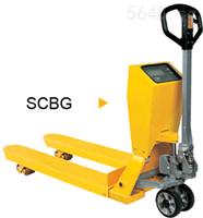 浙江诺力CBG系列2吨电子称型搬运车