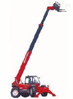 廣州天力:法國曼尼通MT 12-17系列3.3噸-4.5噸四驅超高伸縮臂叉車