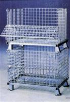折叠式仓储笼,仓库笼、蝴蝶笼