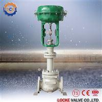 进口气动薄膜波纹管调节阀专注工业阀门